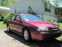 2005 Chevrolet Impala in Leesville, Louisiana