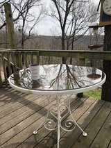 Round Glass-top Table in Fort Leonard Wood, Missouri