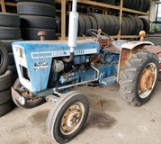 FORD DIESEL TRACTOR 1600 in Kingwood, Texas