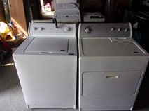 Whirlpool Washer and Dryer Set in Fort Riley, Kansas