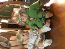 Blonde American Girl Bitty Twins in DeKalb, Illinois