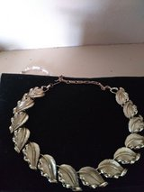 Vintage necklace made 1960 in DeKalb, Illinois