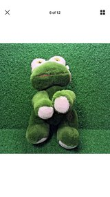 TY COLLECTIBLE * FROG PRINCE * PLUSH in Kingwood, Texas