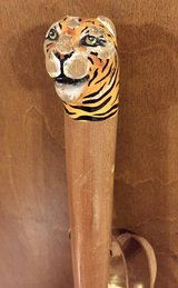 Tiger Walking Stick in St. Charles, Illinois