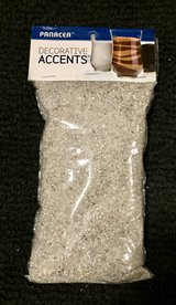 Off White Decorative Sand Accents 2# (NEW in St. Charles, Illinois