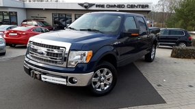 2014 Ford F150 Supercrew XLT in Spangdahlem, Germany