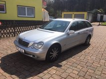 Mercedes-Benz C-Class Wagon, AUTOMATIC, A/C, Cruise, CD Stereo, New Service, New TÜV!! in Ramstein, Germany