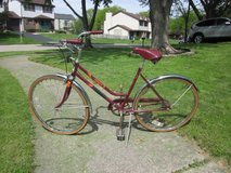 Vintage Columbia Tourist lll Women's bike in Bolingbrook, Illinois