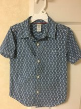 4T Carter's Button Up in Okinawa, Japan