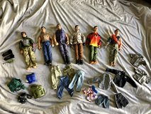 Vintage Action Man Collection with Accessories in Lakenheath, UK