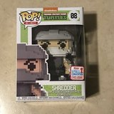 Funko Pop TMNT Ninja Turtle Shredder Convention Exclusive Collectible Nice! in Travis AFB, California