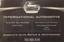 WE FINANCE! HAVE YOUR VEHICLE REPAIRED TODAY AND PAY LATEE! in Camp Pendleton, California