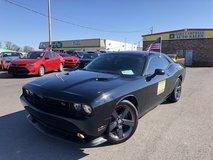 2013 DODGE CHALLENGER R/T COUPE 2D V8 HEMI 5.7 LITER in Fort Campbell, Kentucky