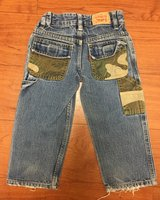 Levi's Camo Pocket Boys Jeans, sz 2T in Fort Campbell, Kentucky