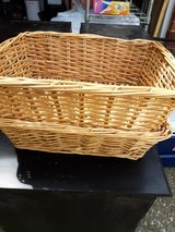 Wicker baskets (grouping) in Fort Campbell, Kentucky