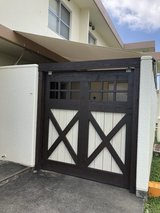 Patio Cover & Sliding Gate (Make your patio an extra room!) in Okinawa, Japan