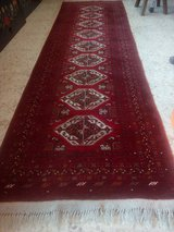 Old hand-knotted Persian Runner Carpet Rug about 305 X 82 cm or 120 x 32 Inch. in Wiesbaden, GE