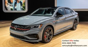 **2019 VW GLI 35th Anniversary Ed.** in Ramstein, Germany