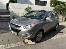 2013 Hyundai Tucson GLS Limited Edition (US Specifications) in Wiesbaden, GE