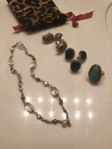 Silver Jewelry in Spring, Texas
