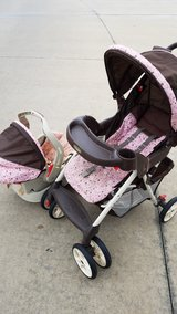 Graco stroller/carrier combo in Kingwood, Texas