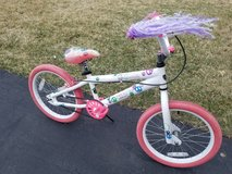 """16"""" girls bike kent peace freestyle in Chicago, Illinois"""