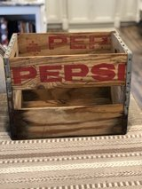 Vintage Pepsi Crate in Fort Campbell, Kentucky
