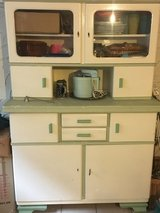 German kitchen cabinet ca 90 years old in Ramstein, Germany