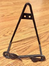 Metal Easel Stand Plate Photo Picture Frame Holder in Westmont, Illinois