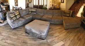 Large Ashley sectional couch in 29 Palms, California
