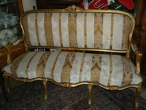 Antique Couch and chair set from around 1910 in Wiesbaden, GE