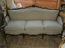 Antique Couch and chair set from around 1920 in Wiesbaden, GE