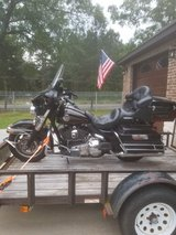 2002 Harley Davidson Ultra Classic in Kingwood, Texas