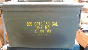 Ammo can .50 cal in Cherry Point, North Carolina