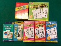 Math flash cards in Plainfield, Illinois
