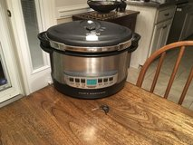Cooks Essentials 8 qt pressure cooker in Cherry Point, North Carolina