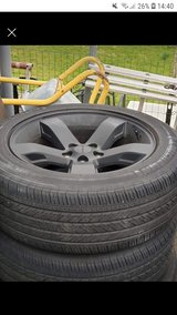 Dodge Rims&Summer Tires in Ramstein, Germany
