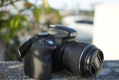 Nikon D3300 w/ one lens and accessories in Okinawa, Japan
