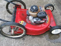old big wheel push mower in Fort Campbell, Kentucky