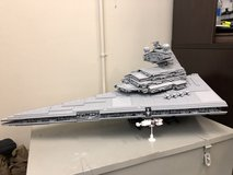 Lego clone Star Destroyer in Okinawa, Japan