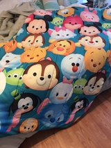 Disney Tsum Tsum bedding and decor in Lockport, Illinois
