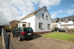 Esch, Freestanding House, 3 Bed, 1,5 Bath in Spangdahlem, Germany