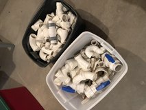 PVC plumbing fittings **NEW PRICE** in Yorkville, Illinois
