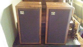 2 Cerwin vega speakers in Houston, Texas