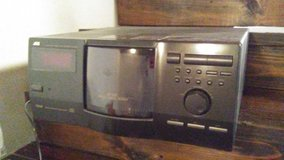 JVC 200 CD Changer/player in Houston, Texas