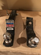 Reese Trailer Hitch Receiver with Ball Mount in Bolingbrook, Illinois