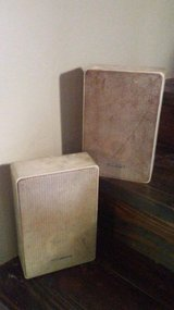 2 small realistic speakers minimus 22 in Houston, Texas