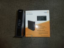 Ubee cable modem and WiFi router for Cox in Camp Pendleton, California