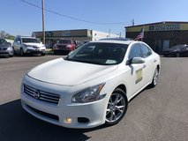 2014 NISSAN MAXIMA SV SEDAN 4D 6-Cyl 3.5 LITER in Fort Campbell, Kentucky