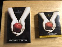 Stephenie Meyer Audio Book CD: Twilight Unabridged 11 Compact Discs & The Paper Back Book in Fort Knox, Kentucky